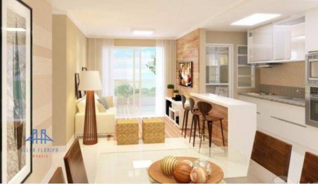 Apartamento de 3 dormitórios no campeche - Foto 3