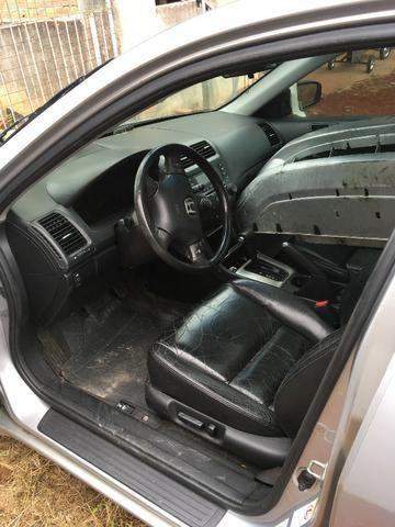 Sucata Desmontada para Peças - Honda Accord EX 3.0 V6 2003 até 2006 - Foto 5