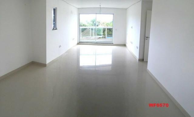 Verdi, Apartamento no Guararapes, 4 suítes, 4 vagas, novo, área de lazer completa - Foto 6
