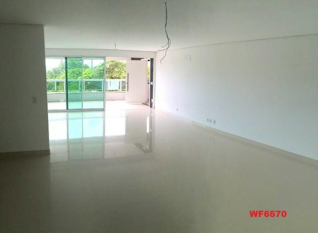 Verdi, Apartamento no Guararapes, 4 suítes, 4 vagas, novo, área de lazer completa - Foto 3