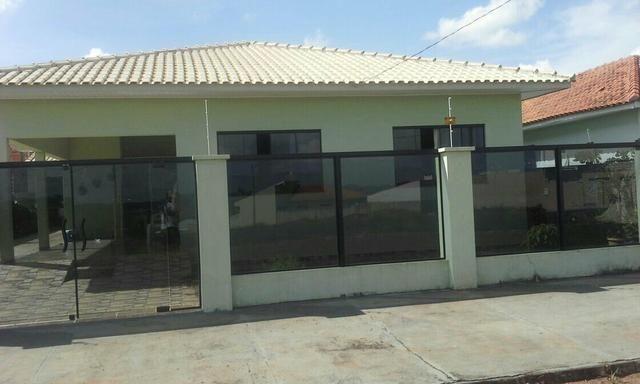 Casa em Siqueira Campos(troca)