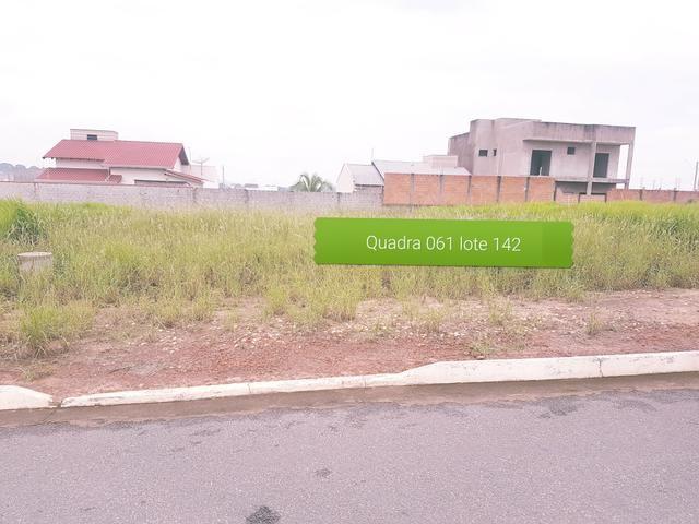 Terreno em Cacoal, loteamento gree vile, saída para Ji-Paraná