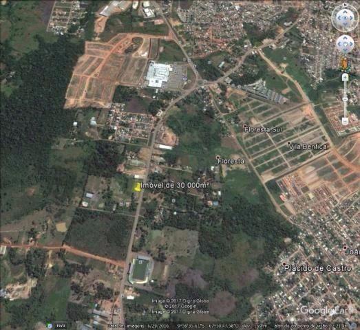 Terreno 11.000 m² Estrada Da Floresta