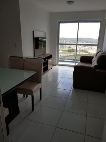 Apartamento 2/4 com mobília em Ponta Negra