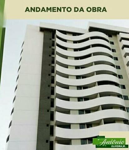 100 meses para pagar no melhor da Ponta Verde. 70,00 m2 Nascente