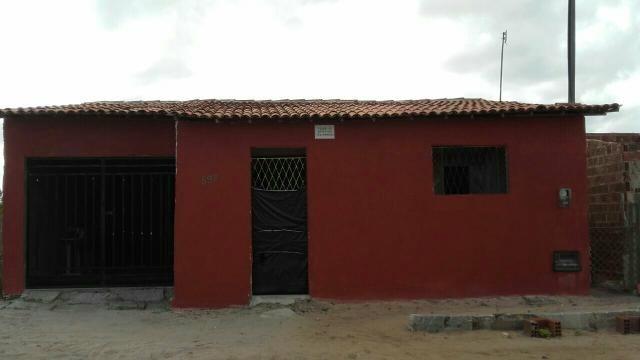 Casa em Vera cruz no lote. shalom