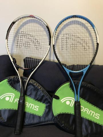 0ed5d09645f Raquete tenis adulto - Esportes e ginástica - Vila São Pedro ...
