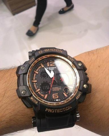 8ec18065587 Relógio G-shock Protection - Bijouterias