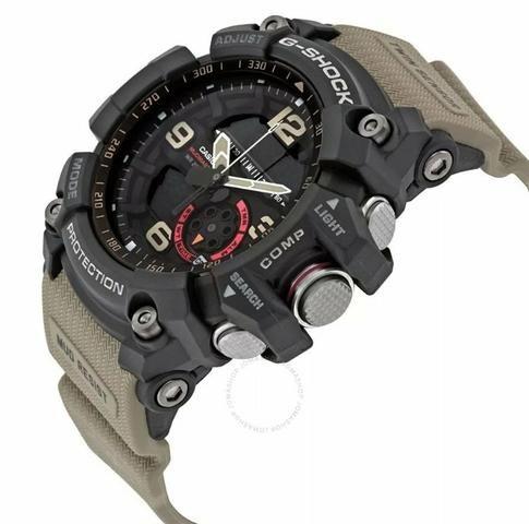 04abae60061 G-shock gg-1000-1a5 novo - Bijouterias