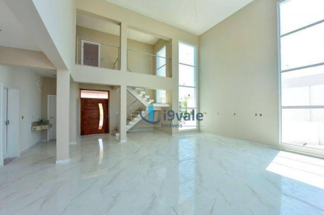 Casa com 4 dormitórios para alugar, 392 m² por r$ 4.800,00/mês - mirante do vale - jacareí - Foto 6