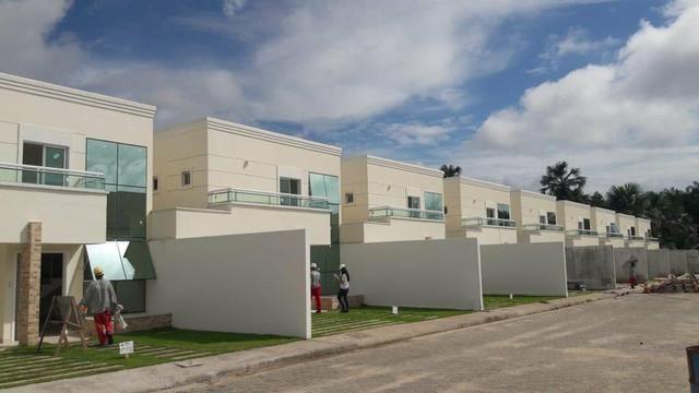 LF - Casa em cond em quintas do calhau / Duplex com porcelanato / 3 suítes - Foto 2