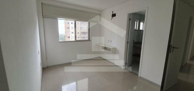 LF - Apartamento no olho d'água / Porcelanato / 3 quartos 1 suíte - Foto 3