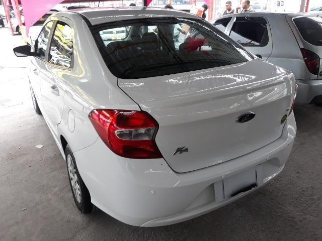 Vendo Ford Ka Se 1.5 Completo + GNV 5.G°e IPVA 2019 Grátis - Foto 5