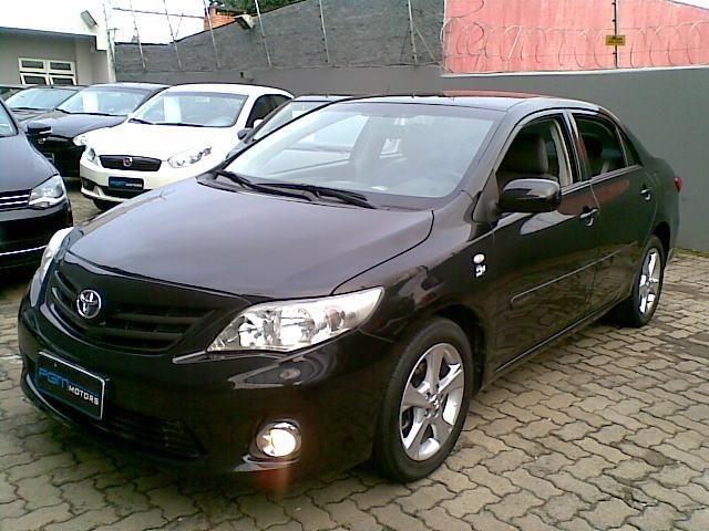 Toyota Corolla 1.8 gli automático