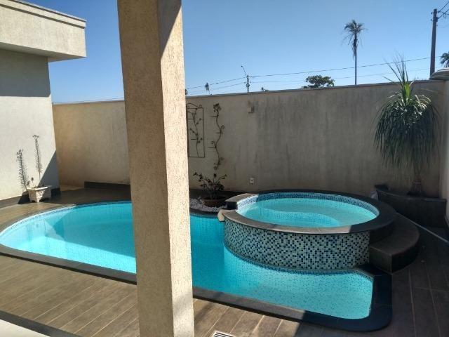 Sobrado no cond. Jd. Botanico 4 dormitórios 1 suíte e 3 apartamentos, piscina com SPA - Foto 2