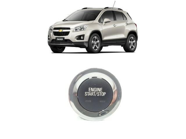 Botão Start Stop Engine Chevrolet Tracker 2017 2018 Garantia