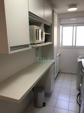Apartamento com 2 dormitórios à venda, 62 m² por r$ 420.000 - jardim aquarius - Foto 9