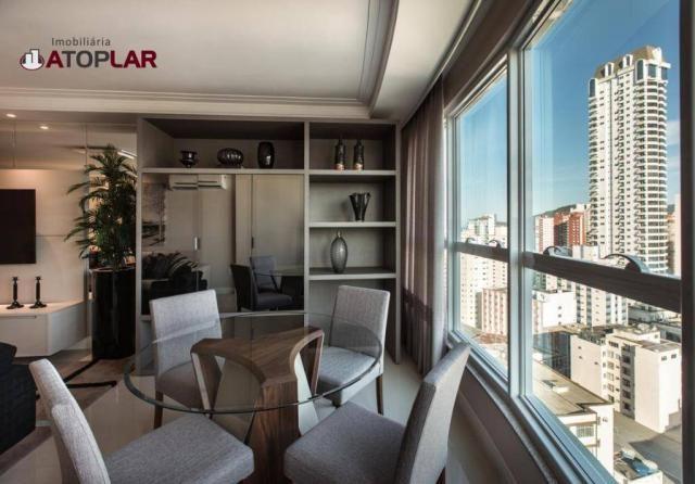 Apartamento com 3 suítes à venda, 180 m² por r$ 2.340.000 - centro - balneário camboriú/sc - Foto 9