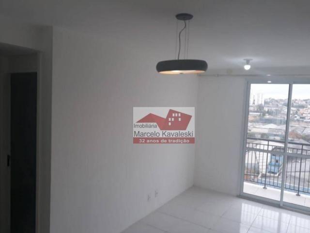 Apartamento com 2 dormitórios à venda, 52 m² por r$ 320.000,00 - vila carioca - são paulo/ - Foto 3