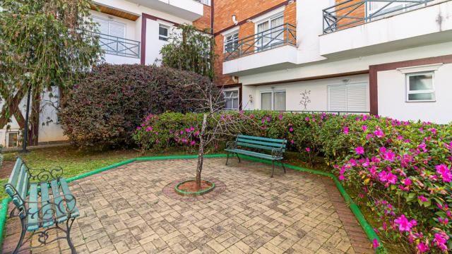 Apartamento à venda com 3 dormitórios em Capivari, Campos do jordão cod:55823 - Foto 6