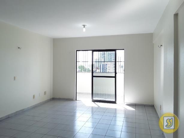 Apartamento para alugar com 3 dormitórios em Fatima, Fortaleza cod:5384 - Foto 4