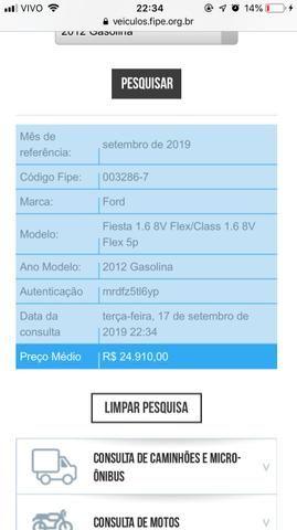 Ford Fiesta hatch class 1.6 - Foto 14