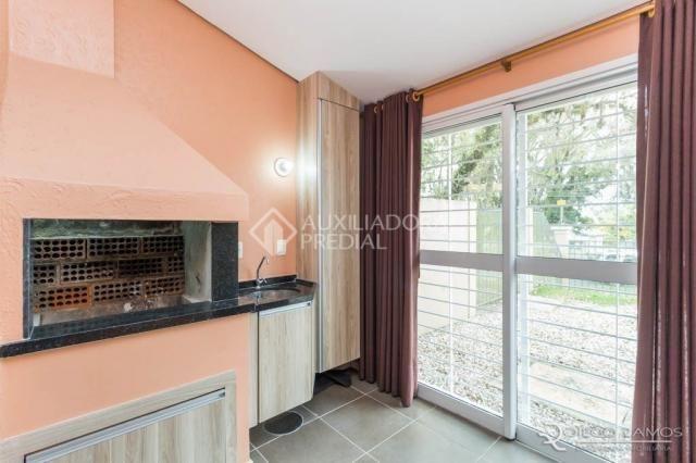 Casa de condomínio para alugar com 3 dormitórios em Pedra redonda, Porto alegre cod:301057 - Foto 7