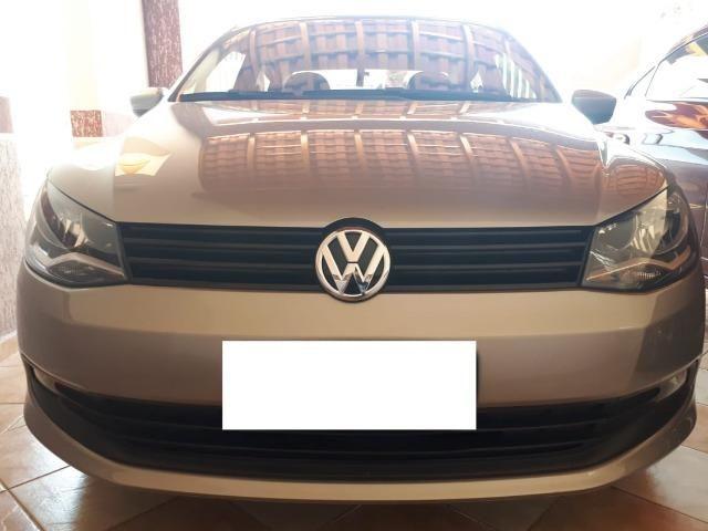 VW Novo Voyage 1.6 City 8V Flex 4P Manual (Único dono) - Foto 9