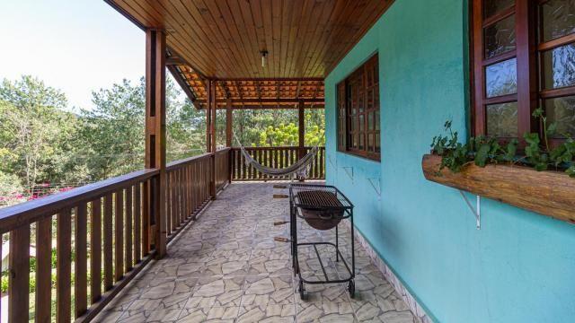 Casa à venda com 4 dormitórios em Vila abernéssia, Campos do jordão cod:55727 - Foto 3