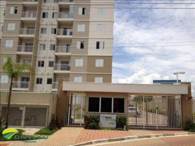 Apartamento taubate- vl s geraldo - 3 dorms - 1 suite - 2 salas - 2 banheiros - sacada - 1