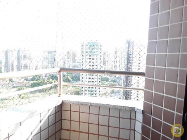 Apartamento para alugar com 3 dormitórios em Mucuripe, Fortaleza cod:50381 - Foto 12