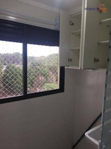 Apartamento com 2 dormitórios à venda, 62 m² por r$ 320.000,00 - jardim américa - são josé - Foto 9