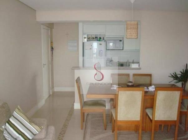 Apartamento com 3 dormitórios à venda, 81 m² por r$ 400.000,00 - urbanova - são josé dos c - Foto 9