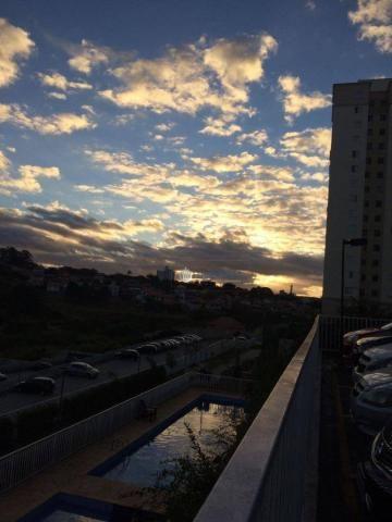 Apartamento com 2 dormitórios à venda, 57 m² por r$ 180.000 - parque residencial flamboyan - Foto 2