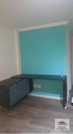Lindo apartamento duplex 102m² à venda r$ 285.000,00, com jacuzzi, 2 quartos - jardim amér - Foto 4