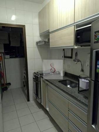 Apartamento com 3 dormitórios à venda, 74 m² por r$ 375.000 - urbanova - são josé dos camp - Foto 6