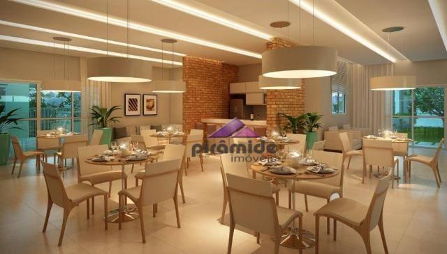 Apartamento à venda, 78 m² por r$ 616.000,00 - jardim aquarius - são josé dos campos/sp - Foto 18