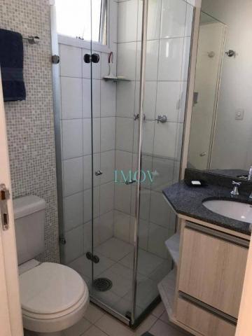 Apartamento com 2 dormitórios à venda, 62 m² por r$ 420.000 - jardim aquarius - Foto 17