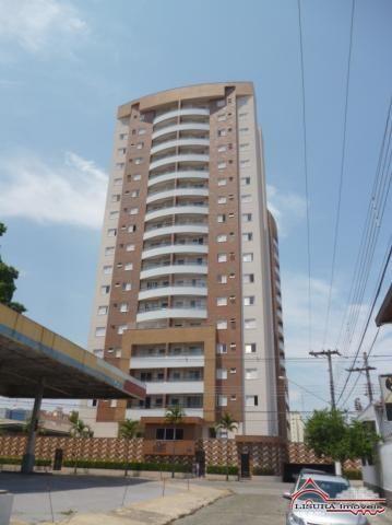 Lindo apartamento para venda no solar do barão jacareí sp