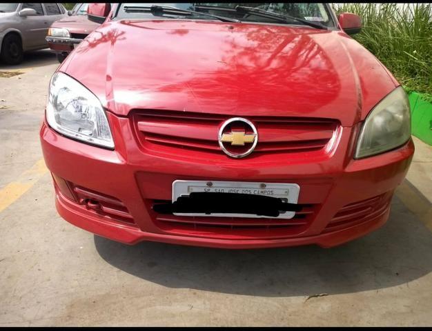 Celta GM Chevrolet vermelho - abaixo tabela - Foto 12