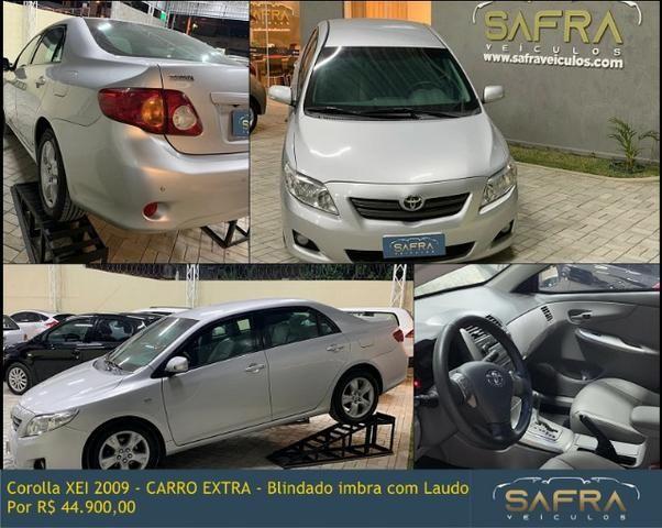 Corolla XEI Blindado Imbra aut Extra - Foto 5