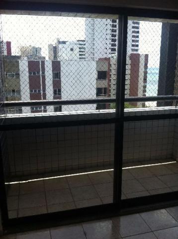 1211 - 02 Suítes - 76m² - Nascente - Andar Alto - Localizado em Piedade - Foto 2