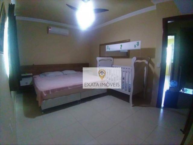 Casa duplex 03 quartos (não geminada) condomínio/amplo quintal, Marilea/Rio das Ostras. - Foto 18