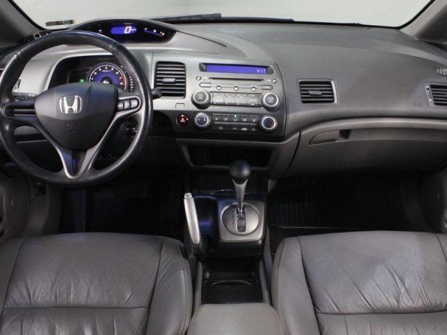 Civic Sedan LXS 1.8/1.8 Flex 16V Aut. 4p Veicul - Foto 4