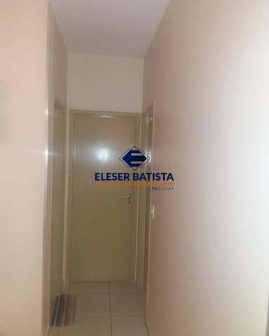 WC Lindo Apartamento 02 Quartos Porteira Fechada no Sevilha - Foto 5