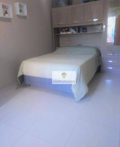 Casa duplex 03 quartos (não geminada) condomínio/amplo quintal, Marilea/Rio das Ostras. - Foto 13