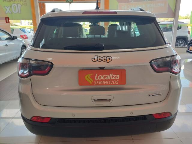 JEEP COMPASS 2018/2018 2.0 16V FLEX LONGITUDE AUTOMÁTICO - Foto 8