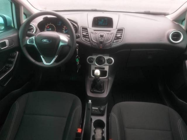 Ford New Fiesta Hatch Se 1.6 - Foto 8