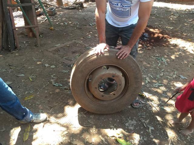 Roda de ferro 17.5 - Foto 3