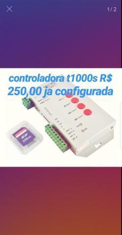 Controladora t1000s ja configurada